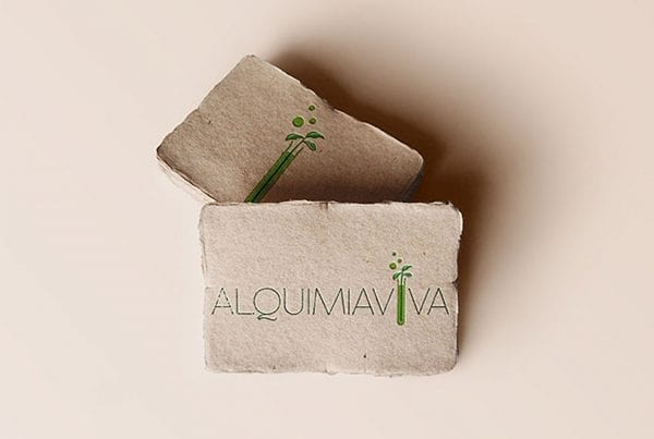 alquimiaviva design inspiration logotipo