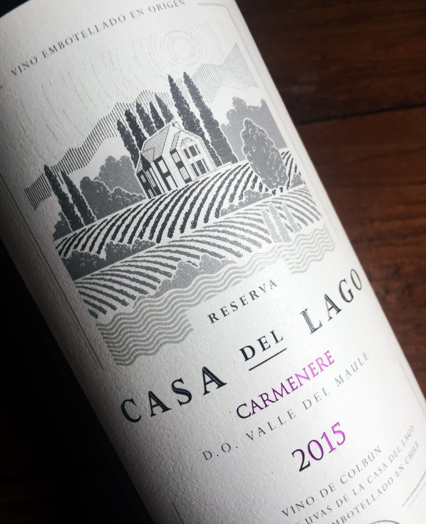 Winemaker's choice CASA DE LLAGO