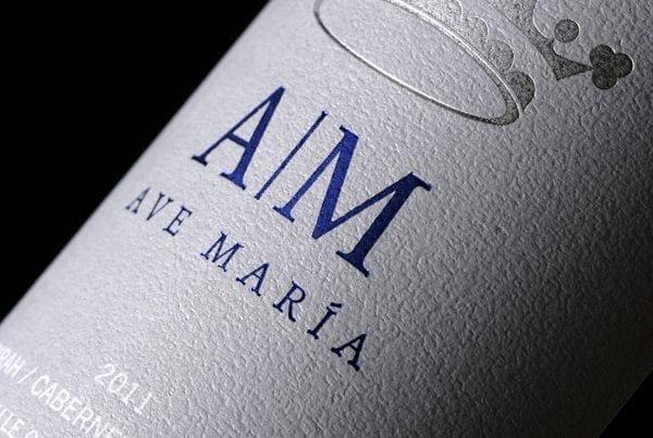 AM ave maria red wine